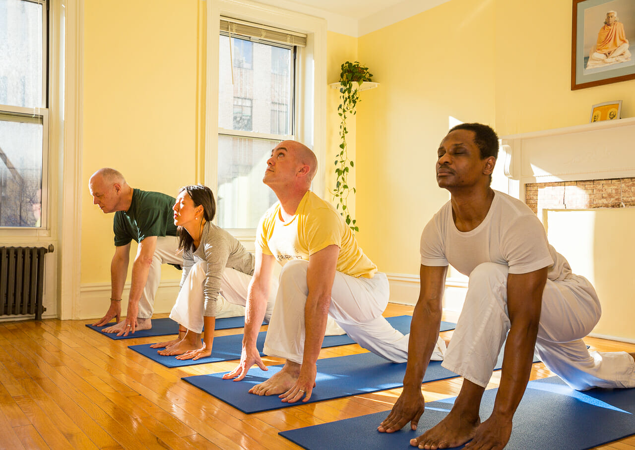Yoga I - Beginner Course at The Sivananda Yoga Vedanta Center New York