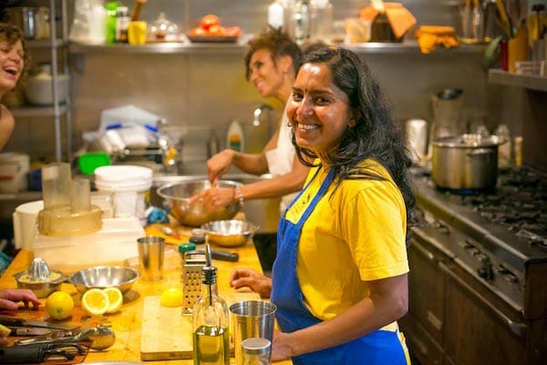 Vegetarian Cooking Workshops