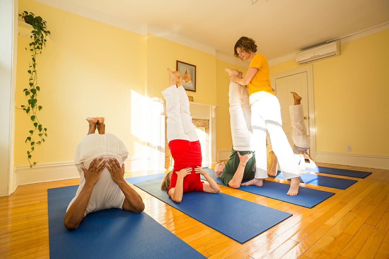 Yoga I - Beginner Course at The Sivananda Yoga Vedanta Center New York