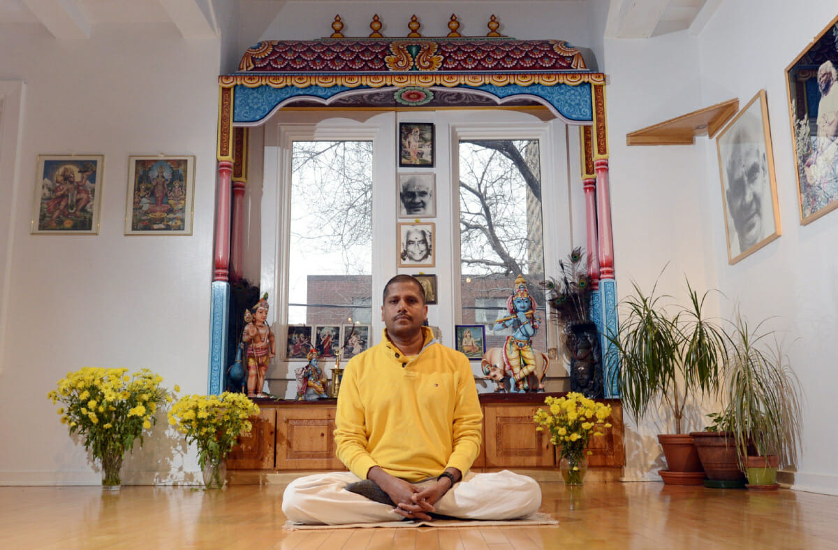 Advanced Asana Class with Prahlada | Sivananda Yoga Vedanta Center | New York City
