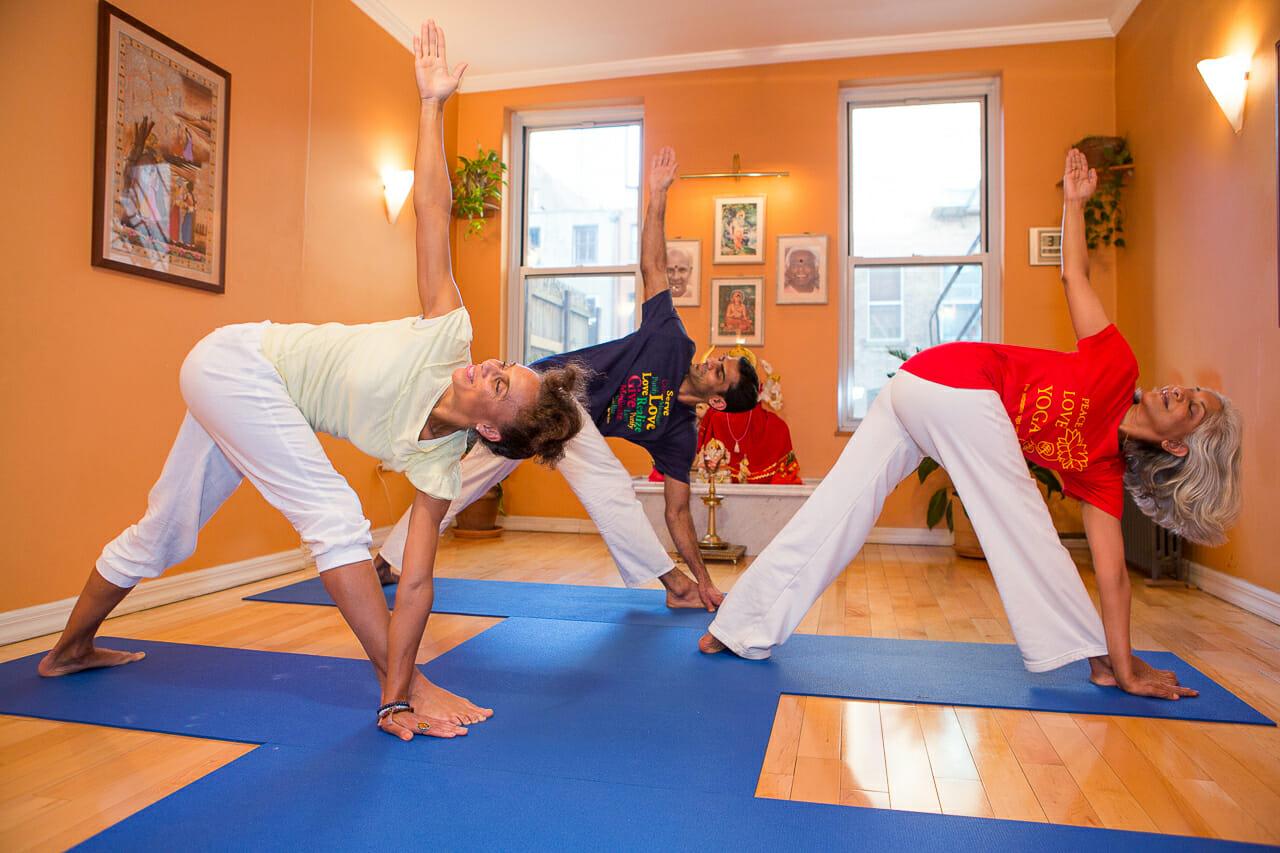 Yoga III - Intermediate Course 2 | Sivananda Yoga Vedanta Center| New York City