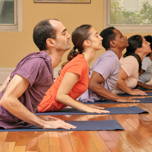 """<div style=""""line-height: 1.3; color: #FF9031; font-family: catamaran;"""">Free Yoga Open House </div>"""