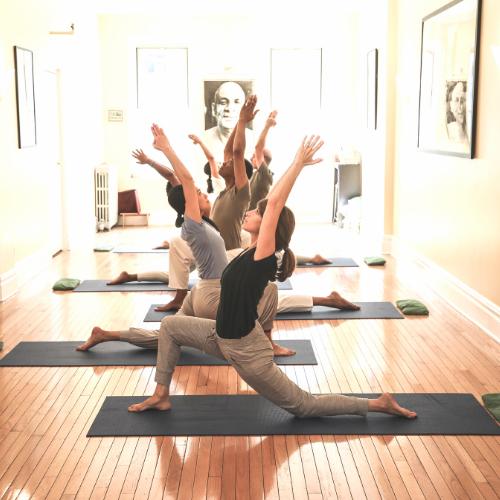 Yoga II: Intermediate Course