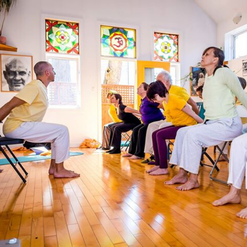 "<div style=""line-height: 1.3; color: #FF9031; font-family: catamaran;"">Chair Yoga Teacher Training</div>"